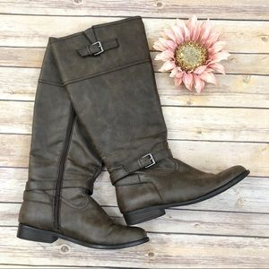 American Eagle Outfitters Wide Calf Boots